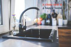 Water Tap, Hard Water, Bottled Water, Drinking Water, Black Kitchens, Cool Kitchens, Kitchen Black, Domestic Water Pumps