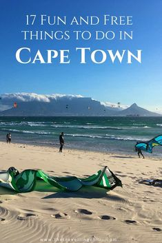 Cape Town is one of the worlds most recognisable cities, with Table Mountain overlooking the city centre. Here are 17 top free things to do in Cape Town. Visit South Africa, Cape Town South Africa, East Africa, Africa Destinations, Travel Destinations, Vacation Travel, Beach Travel, Vacations, Travel With Kids