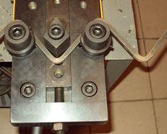 Кузнечное оборудование: станок для холодной ковки своими руками