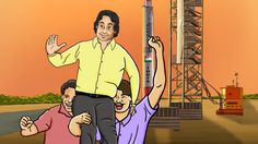 """Abdul Kalam, Failure to Success: Learn English - Story for Children """"Boo..."""