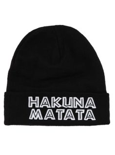Disney The Lion King Hakuna Matata Watchman Beanie | Hot Topic