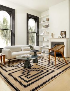 Table Decor Living Room, Living Room Seating, Dining Room, Mug Design, Deco Design, Rearranging Furniture, Casual Living Rooms, Beautiful Living Rooms, Modern Rugs