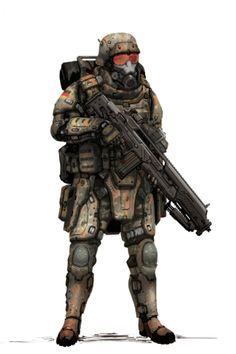 sci fi engineer character - Google Search