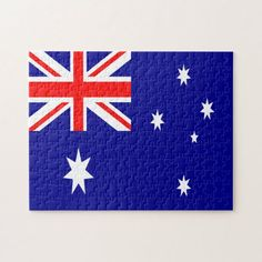 Australia Flag Jigsaw Puzzle │ Teach Your Kids Country Flags of the World in a Fun Way by Solving our Beautiful Puzzles │ Enjoy Our Collection of Country Flags Jigsaw Puzzles and Have Family Fun Time with your Kids in a Puzzle Solving Game Night which will help you relax your mind and overcome your daily stress. World Puzzle, Flags Of The World, Fun Time, Game Night, Cleaning Wipes, Jigsaw Puzzles, Stress, Relax, Puzzles