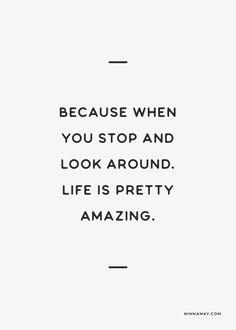 life is amazing — minna may design