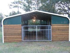 Carports are great for keeping your car protected from the worst of the weather. But there are other ways of using a carport, and for this a conversion isrequired. You can purchase an off-the-shelf carport. After assembling it, you can then clad it with timber and add a barn door, and you have yourself an awesome and inexpensivebarn. If you don't need a space as big as a barn, there's also an opportunity to use a smaller carport to build a tool shed, workshop, or hobby room. What wo...