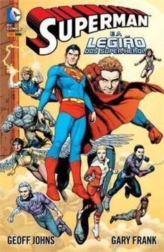 SUPERMAN - E A LEGIAO DOS SUPER HEROIS