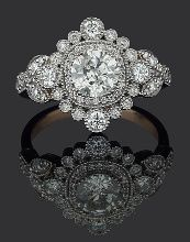 Engagement Ring | Wedding Ring | Diamond Ring | Antique Rings wedding-ideas