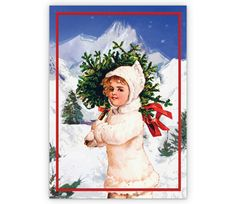 Vintage Weihnachtskarte aus den Bergen - http://www.1agrusskarten.de/shop/vintage-weihnachtskarte-aus-den-bergen/    00001_0_5, Festtag, Grußkarte, Klappkarte, Vintage, Weihnachtskarten00001_0_5, Festtag, Grußkarte, Klappkarte, Vintage, Weihnachtskarten