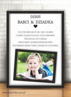 Plakat - Labamba - bo piękno tkwi w szczegółach. Silhouette Design, Silvester Party, Twist Headband, Grandparents Day, Ear Warmers, Smiley, Flyer Design, Art For Kids, Stampin Up