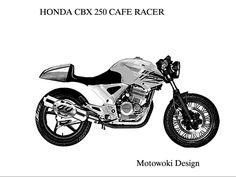 RIDERS GARAGE: HONDA CBX 250 TWISTER
