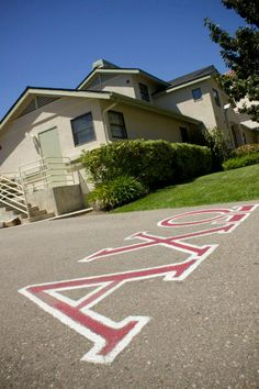 AXO Cal Poly Chapter House