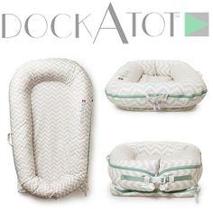 Groovy in chevron #dockatot #babygear #design