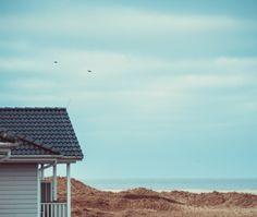 Was ein atemberaubender Blick vom Beach Motel Sankt Peter-Ording in Richtung Strand