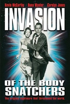 Invasion of the Body Snatchers (1956). This was really scary to me as a child.