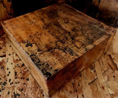 Exotic Wood PURPLEHEART Timber Bowl Blank 6x6x3 Lathe Wood Turning Lumber