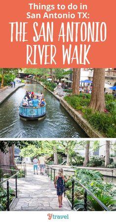 The Gorgeous San Antonio River Walk, TX (Mis de Iron Cactus niet) Us Travel Destinations, Family Vacation Destinations, Places To Travel, Places To See, Family Vacations, Texas Vacations, Texas Getaways, Family Trips, Amazing Destinations
