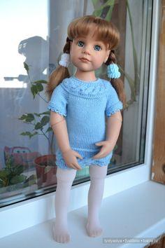 Знакомьтесь - моя Любаша от Gotz / Куклы Gotz - коллекционные и игровые Готц / Бэйбики. Куклы фото. Одежда для кукол