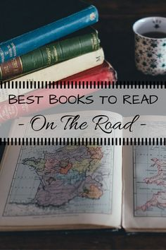 Check out my list of 50 of the best books to read while travelling. Selected with the help of the Nomad community.
