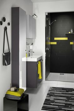 Le bon mobilier pour une petite salle de bains