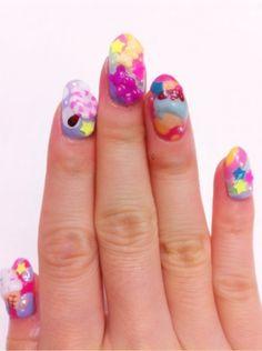 3d nail art kawaii decoden harajuku japan style