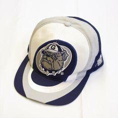 Georgetown Hoyas, Drip Drip, Great Logos, Snapback Cap, Nhl, Baseball Hats, University, Basketball, School