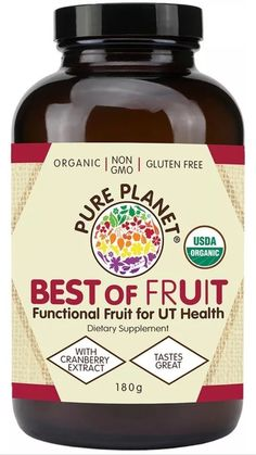 Best of Fruit Pure Planet Products 180g 30 Servings Powder | eBay