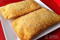 Receita de Massa de pastel com pinga em Massas, veja essa e outras receitas aqui!