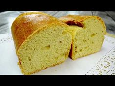 Påine fara drojdie si fara maia. - YouTube Banana Bread, Bakery, Deserts, Cooking, Youtube, Home, Bread, Cucina, Bakery Shops