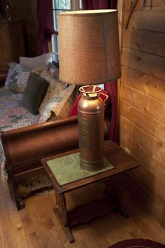 **For my son in law... LOL** North Ferrisburg Cabin Rental: Beautiful Log Cabin Near Lake, Mountain Views, Home Movie Theater, Wifi, Hot Tub   HomeAway