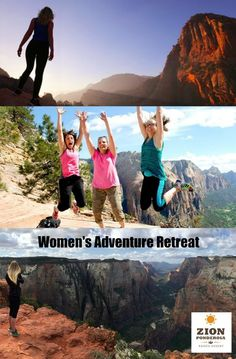 Seeking Adventure at Zion Ponderosa Ranch Resort. I'll be trying the women's adventure retreat, but they have great family options too!