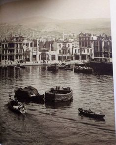 Thessaloniki after the big fire of 1917
