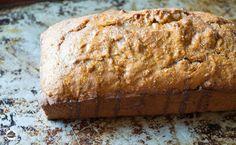 Sweet Potato Bread W/ Brown Sugar Glaze