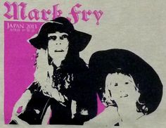 Mark Fry the witch