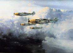 Me-109 - Robert Taylor