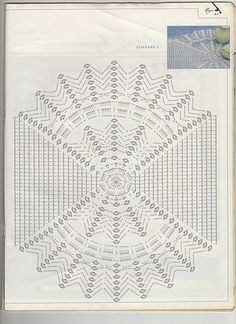 Album Archive Crochet Doilies, Crochet Tablecloth, Thread C Filet Crochet, Crochet Diagram, Crochet Chart, Thread Crochet, Crochet Motif, Irish Crochet, Crochet Doilies, Crochet Stitches, Diy Crafts Crochet