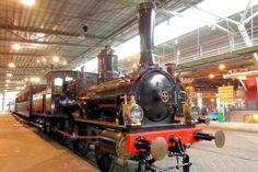 Spoorwegmuseum Utrecht the Netherlands