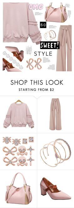 """Sweet style"" by puljarevic ❤ liked on Polyvore featuring River Island and ESPRIT"