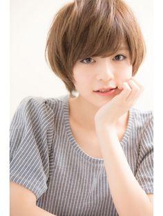 ガーデン オモテサンドウ(GARDEN omotesando) 【GARDEN】宮崎えりな 大人かわいい小顔ふんわりショート