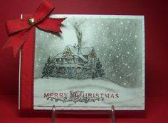 FS306 Merry Christmas by jandjccc - Cards and Paper Crafts at Splitcoaststampers