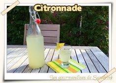 Recette - Citronnade maison   750g