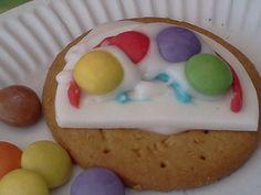 Noah's Ark- Rainbow Biscuit Craft