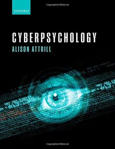 Cyberpsychology by Alison Attrill (2015)