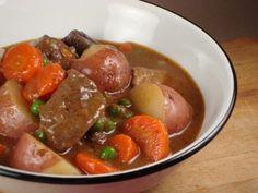 Beef stew, classic winter dish!