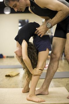 Tiriang Mukhottanasana {and the elastic spine of youth}