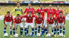 Selección de Chile Copa America 2015