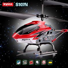 67.90$  Watch now - http://aliz8p.worldwells.pw/go.php?t=32376378242 - Free shipping 2015 Newest RC Helicopter SYMA S107N Gyro Mini Indoor Co-Axial Radio Control Toys 3-Channel Alloy Flashing Drone 67.90$