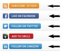 Call To Action Social Media Subscription Box Widget For Blogger #cta #calltoaction Rss Feed, Call To Action, Blogger Tips, Creative Business, Web Design, Social Media, Box, Blogging, Marketing