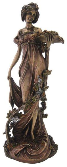 Pr Antique L A Amp F Moreau French Art Nouveau Figural