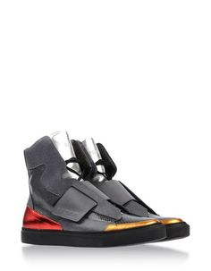 Raf Simons - High Top Sneakers